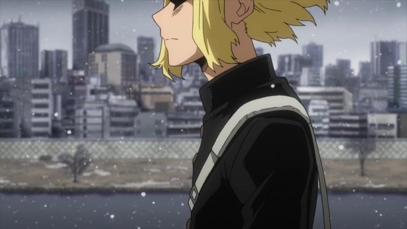 Boku no Hero Academia ТВ 3 11 серия русская озвучка OVERLORDS Моя геройская академия 3 сезон 11 серия