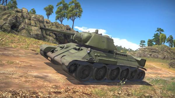 War Thunder - T-34 | Fan Video