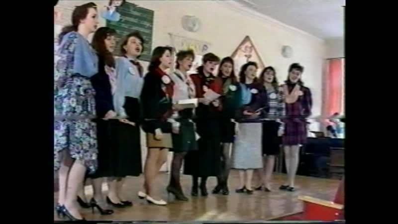 Ретро ЯрПК 1994 г. Колледж, когда-то и мы были студентами. Пед. олимпиада. в зале 2 корпуса
