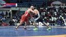 130 kg. Alikhan AYUBOV (RUS) - Valerian MURVANDZE (GEO)