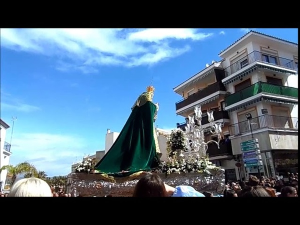 Domingo de Ramos 2018 Maria Santisima de la Esperanza Pollinica ALHAURIN de la TORRE 25 03