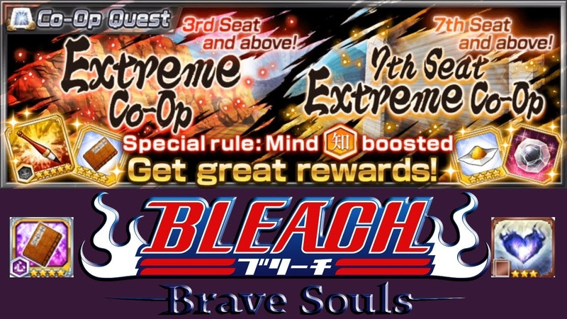 ПРОХОЖДЕНИЕ EXTREME CO-OP (Mind) | Bleach Brave Souls 472