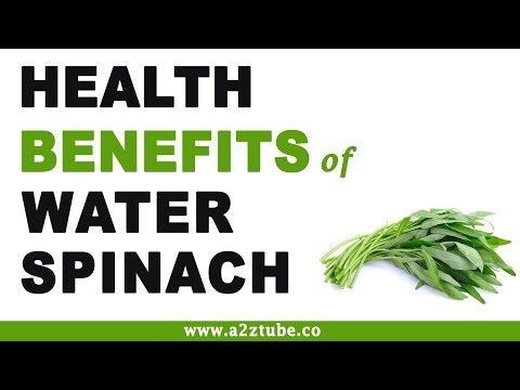 Health Benefits of Water Spinach