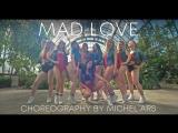 FEMALE DANCEHALL choreo by MICHEL ARS (M-FAM)MAD LOVE - Sean Paul, David Guetta