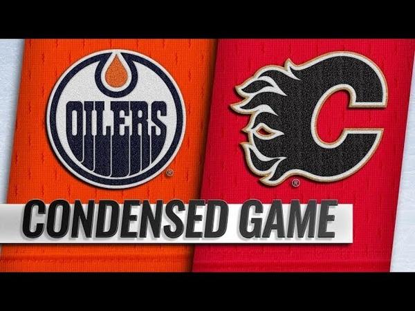 Edmonton Oilers vs Calgary Flames | Nov.17, 2018 | Game Highlights | NHL 2018/19 | Обзор матча