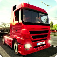 Установить  Truck Simulator 2018 : Europe [Мод: много денег]