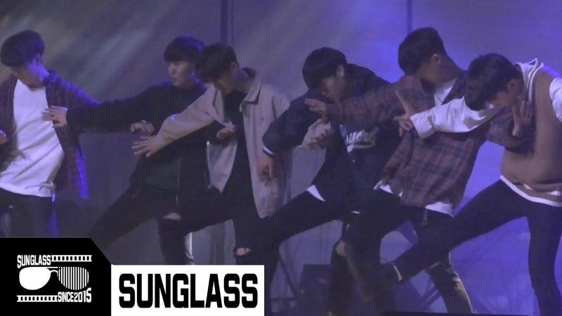 [축제영상] 이게 고등학교 수준인가요?? 소름돋는 남성그룹의 춤을 커버 (고민