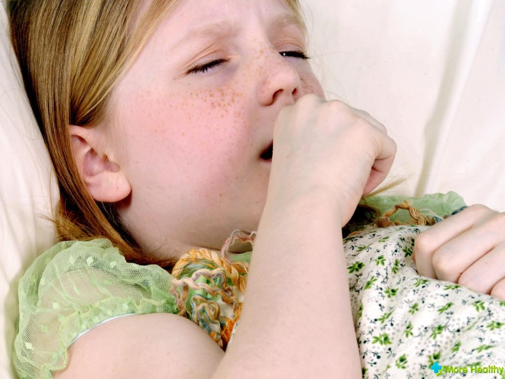 Детский ночной кашель и его причины