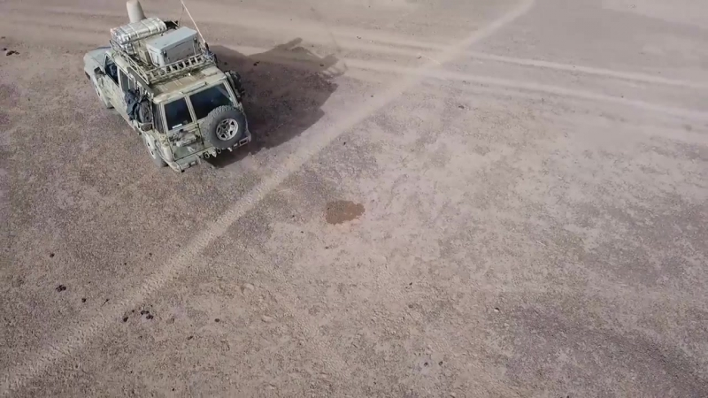 US SOF (Army SF) and Nigerian SOF train at Flintlock 2018