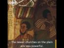 О нелегком пути верующих Эфиопской Православной Церкви к церкви Абуна Йэмата Гух Abuna Yemata Guh в горах Геральты