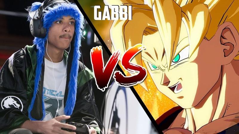 DBFZ Sonic Fox vs. gabbi | Dragon Ball FighterZ