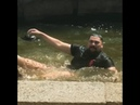 Пранк оценка фонтана / утопил ipone