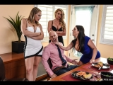 Brazzers PLIB Pornstars Like It Big. Dinner For Cheats Angela White, Kagney Linn Karter, Phoenix Marie & Johnny Sins