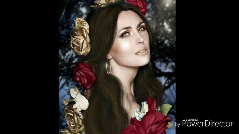 Sharon den Adel Felix Maginn- Where the wild roses grow cover