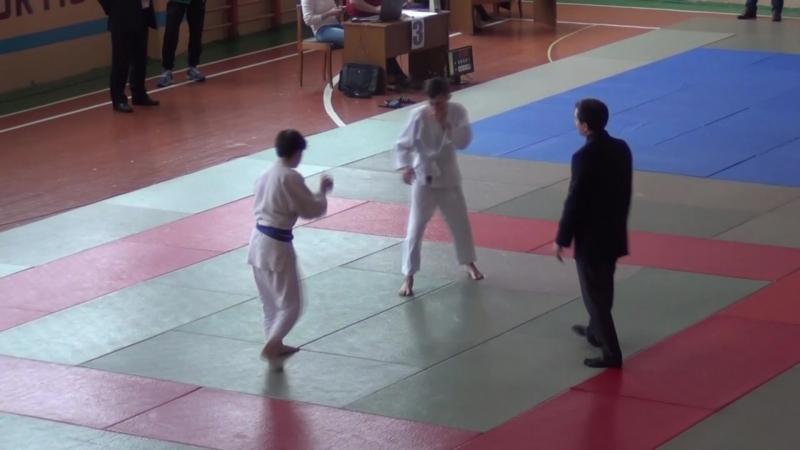 турнир по Дзю-До памяти Н.Г. Минаева, Мценск 31.03.2018