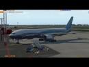 X-Plane 11 UUEE/SHEREMETYEVO до UKBB/BORYSPIL на Boeing 777-232 LR VATSIM BMA163