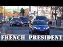 Emmanuel Macron se rend sur le porte-avions Charles de Gaulle