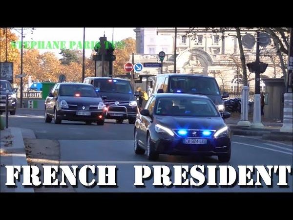 Emmanuel Macron se rend sur le porte avions Charles de Gaulle