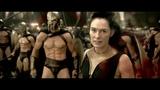 300 спартанцев 2 Ты окружена! Спарта приходит на помощь.