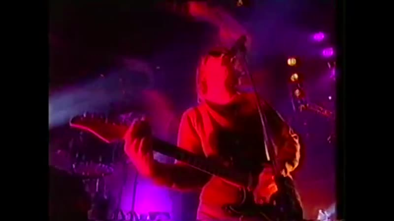 Nirvana Smells Like Teen Spirit Live at BBC Elstree Centre Top Of The Pops 27 11 1991