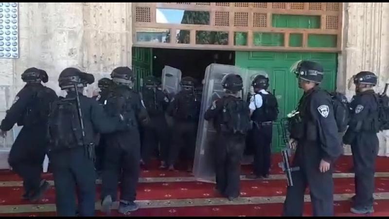 Аль Кудс-Мечеть Аль Акса сегодня