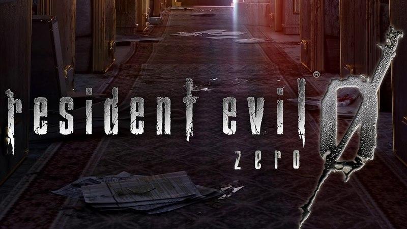 Саундтрек к игре Resident Evil Zero: HD Remaster / Музыка из игры Обитель зла 0: HD-переиздание