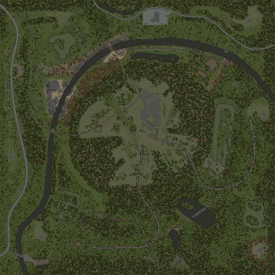 Карта «Шибир»