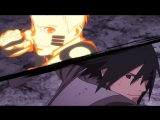 Sasuke and Naruto vs Momoshiki Boruto Naruto Next Generations Full Battle