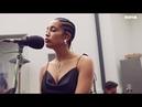 Jorja Smith - No Scrubs TLC cover Plus Près de Toi - Nova.fr