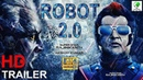 Robot 2.0 official trailer in Hindi with Akshay Kumar and Rajnikant with Amy jackson
