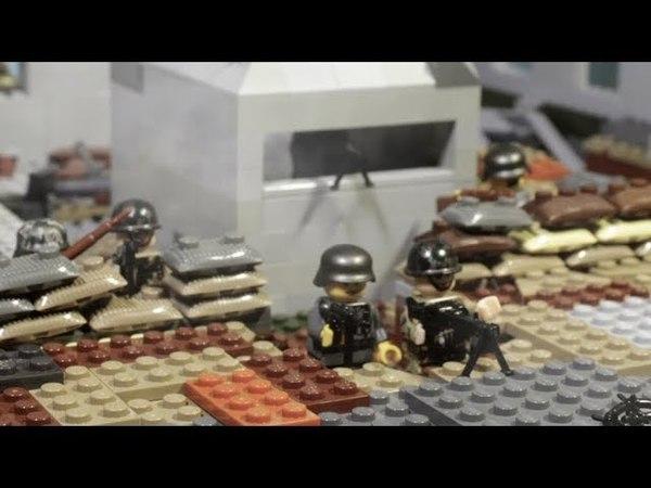 БИТВА ЗА БЕРЛИН Лего мультик полностью Вторая Мировая Война