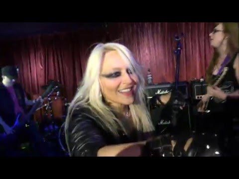 Doro MotorBowie Born To Raise Hell Motorhead cover MORC 2016 LIVE
