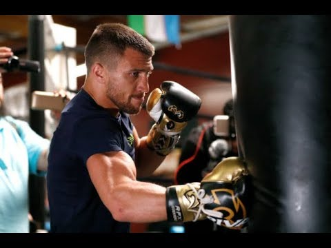 Vasyl Lomachenko - Motivation Training HD 2018