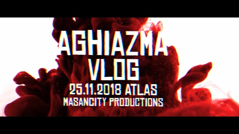 Aghiazma Vlog 25.11.2018 Atlas Club by Angelow