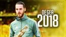 David De Gea 2018 • Golden Glove • Best Saves Overall 2017/2018 HD