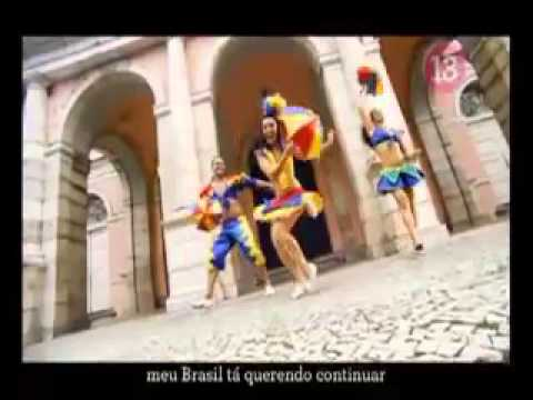 Clipe Meu Brasil tá querendo Dilma
