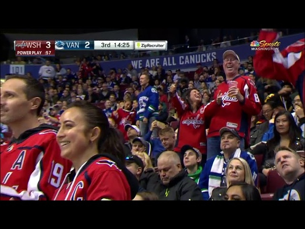 НХЛ 18-19 8-ая шайба Овечкина 22.10.18