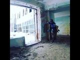 Пейнтбол 23февраля Алматы встречный бой