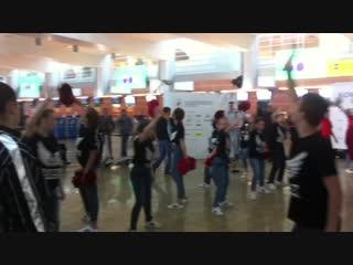Репетиция с Юлией Михайловной и Анитой Цой https://vk.com/feed?section=search&q=%23inside_dance_team