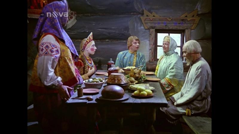 Фильм сказка Морозко HD качество 1964 год СССР