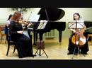 MVI_0946_cut - Й. Гайдн. Трио для фортепиано, скрипки и виолончели До мажор. I часть
