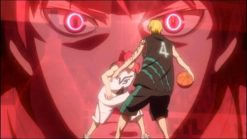 Kuroko No Basket : Last Game「AMV」- Believer