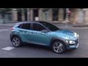 2018 Hyundai Kona Small SUV Captured Completely Undisguised
