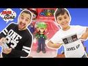 Папа Роб и Ярик играют в SUPER MARIO WORLD! Обзор приложения