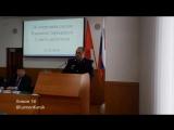 Начальник полиции Канска про фуры в городе