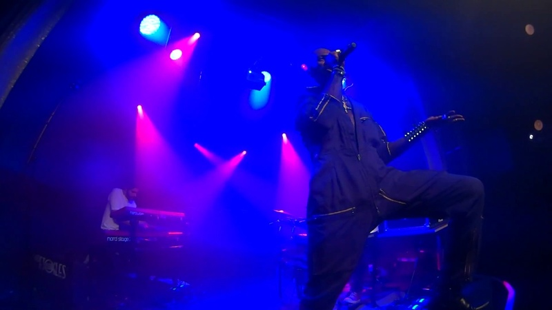 Eric Moung - CreamPrince cover (live Les Etoiles)