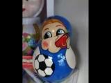 Совсем немного креатива, и российский символ ЧМ-2018 по футболу заиграл новыми к