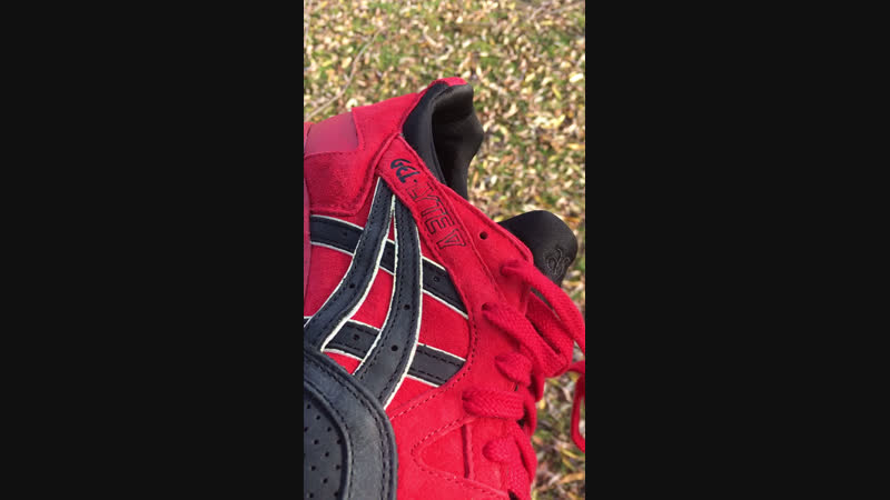Asics Gel Lyte V   Instagram @sneakers_royale