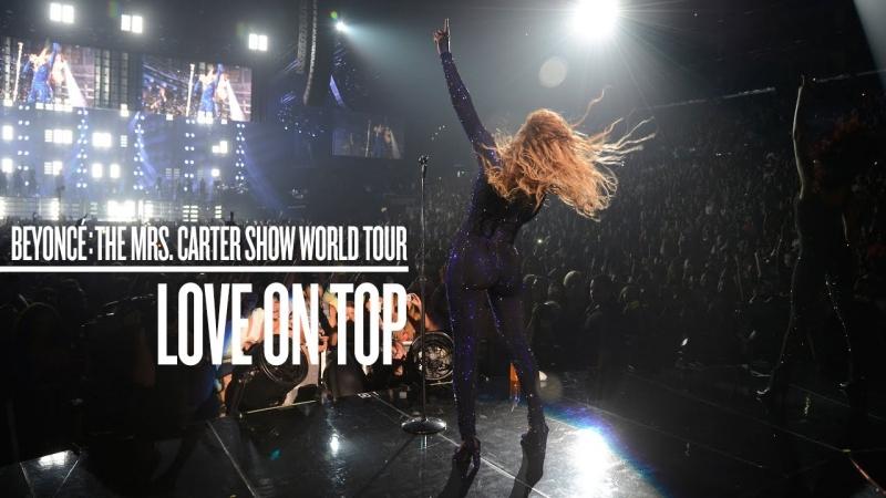 Beyoncé - Love On Top (Live at The Mrs. Carter Show World Tour)