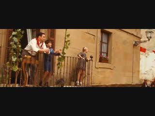 Фильм ЛЕГЕНДА № 17 (Россия, 2012) реж. Лебедева. Испания, коррида, юный Валера спасает щенка от быков, а дядя Валеры спасает его